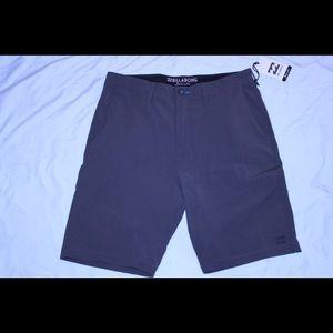 Billabong Crossfire X Asphalt formal shorts